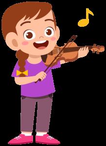 My Violin by Bruce Lansky
