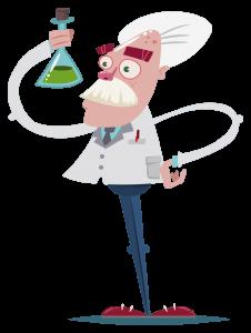 Dr. Invention by Darren Sardelli