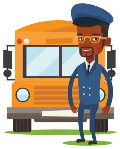 Nobody Knows Where Our Bus Driver Goes by Jeff Mondak