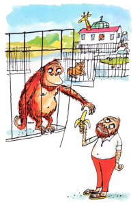 The Orang-utan by Colin West