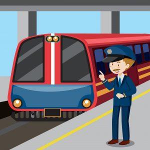 The 4.04 Train by Carolyn Wells
