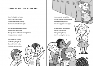 There's a Bully in My Locker by Jeff Mondak