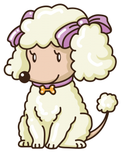 The Ballad of the Naughty Poodle by B.J. Lee