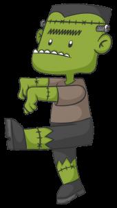 Frankenstein's Walk by Bill Dodds