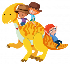 The Day the Dinosaurs Come Back by Timothy Tocher